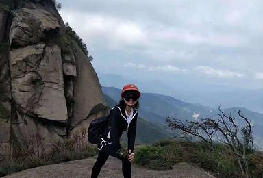 爬上饶灵山(3日行程)