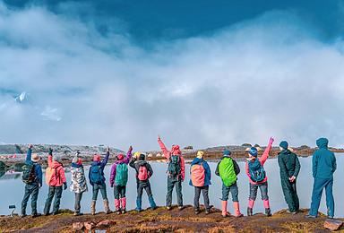 精品旅行 十大经典徒步之珠峰东坡噶玛沟(13日行程)