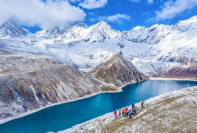 西藏入门级徒步线路 转神山 绕神湖 库拉岗日雪山(7日行程)