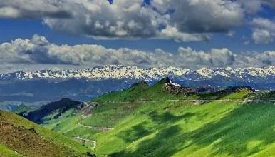 天山全景 南疆赛里木湖 那拉提 喀什 白沙山卡拉库里湖 塔县(12日行程)