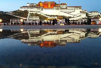 青海甘肃西藏包车租车(7日行程)