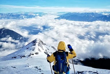 哈巴雪山攀登大环线 | 穿越高山与荒野,解锁5396米的世界(5日行程)