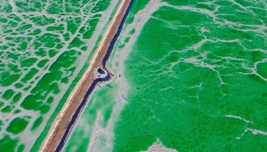 聚享[寻迹西羌]罗布泊-大海道-库木塔格沙漠-翡翠湖(12日行程)