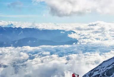 哈巴雪山攀登常规线 | 探秘雪线之上登顶彩云之巅(5日行程)