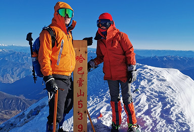 攀登哈巴雪山 深入体验香格里藏家土司宴 虎跳峡 丽江(5日行程)
