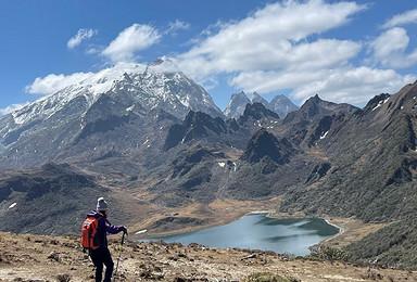 哈巴雪山大环线 | 穿越高山与荒野,全景解锁,勇登5396(5日行程)