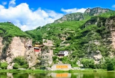 云溪谷漂流 高山 峡谷溶洞 拒马河 登仙西山 自助烧烤(1日行程)