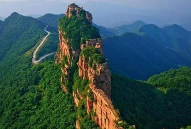 北京徒步—嶂石岩 (周五晚上出发)(2日行程)