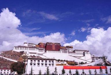[圣地西藏9日]布达拉宫+大昭寺+雅鲁藏布+羊卓雍措+纳木错(9日行程)