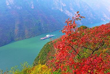 [水经注·江水]穿越最美长江三峡,感受诗句中雄伟壮丽奇景(6日行程)