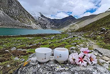 每周五 库拉岗日 羊湖 普莫雍措 西藏轻装徒步.10人团(7日行程)